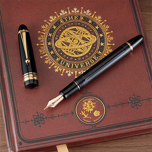 Pilot Fine Writing - Custom 823 Black Book