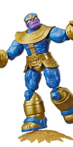 Bendy Figures; Thanos;