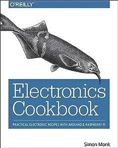 electronics cookbook, raspberry pi, arduino