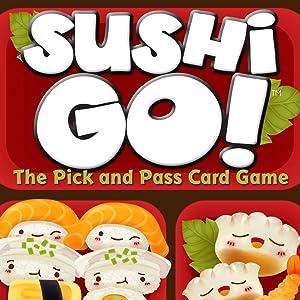 Sushi Go - Gamewright