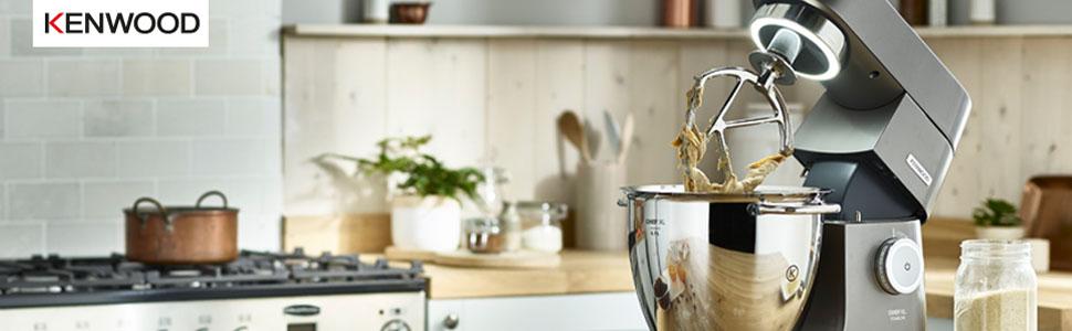 Kenwood; Chef XL Titanium; Stand Mixer; Kitchen Machine; KVL8300S;