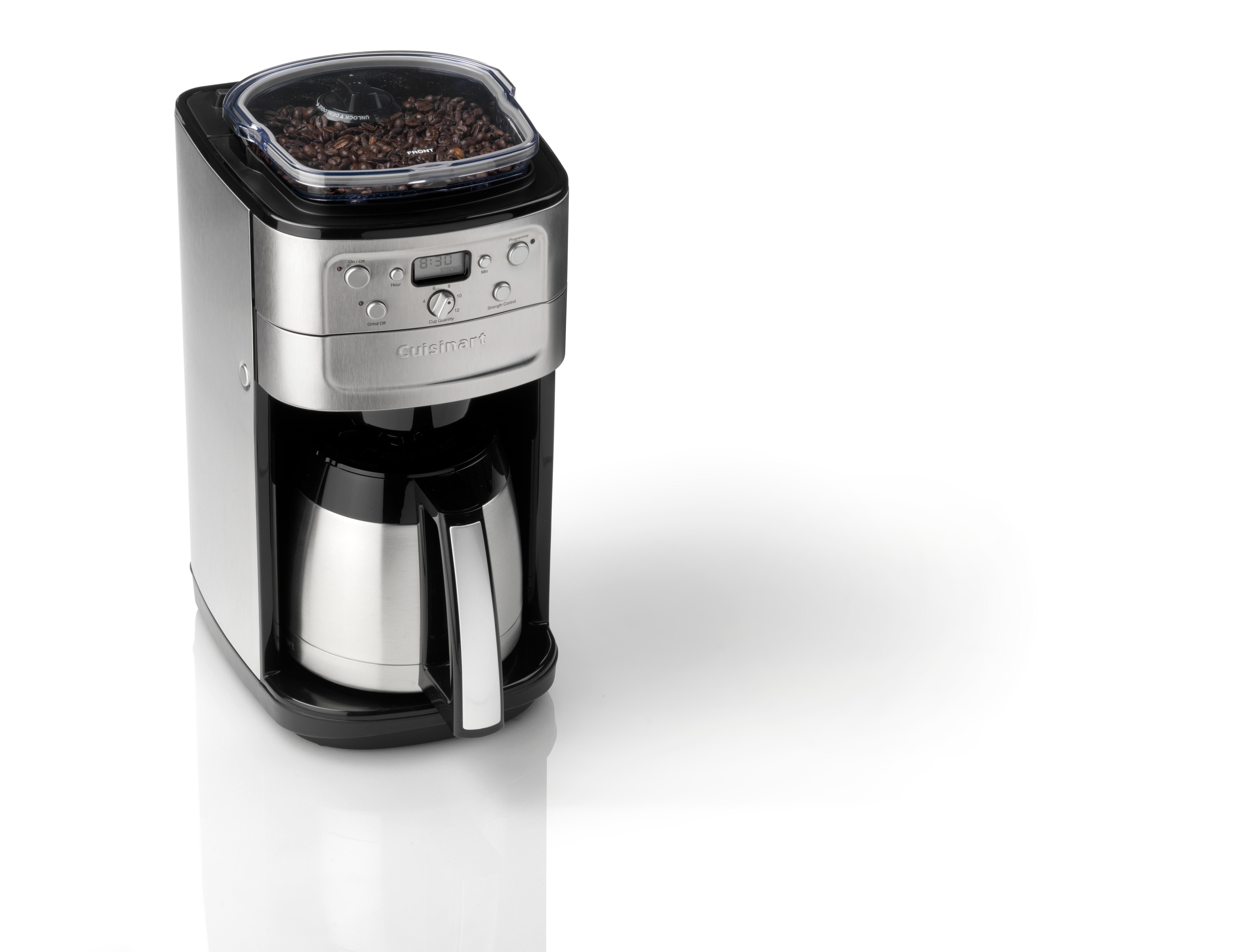 Cuisinart Grind And Brew Coffee Maker Keeps Beeping : Cuisinart Grind and Brew Plus: Amazon.co.uk: Kitchen & Home