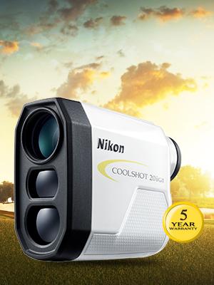 Nikon COOLSHOT 20i GII