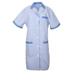 Bata labaoratorios, uniformes sanitarios mujer estética dentista clinica doctores limpieza veterinaria