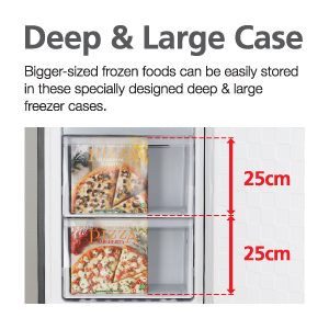 Deep & Large Case,Hitachi Fridge,Hitachi refrigerator,Inverter Fridge,Best Refrigerator