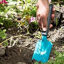 Gardena Blumenkelle 8950-20 Korrosionsgeschützt Kleingeräte Qualitätsstahl 8 cm