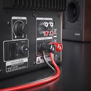 Sonero 25 Meter 2x1 50mm Cca Lautsprecherkabel Elektronik