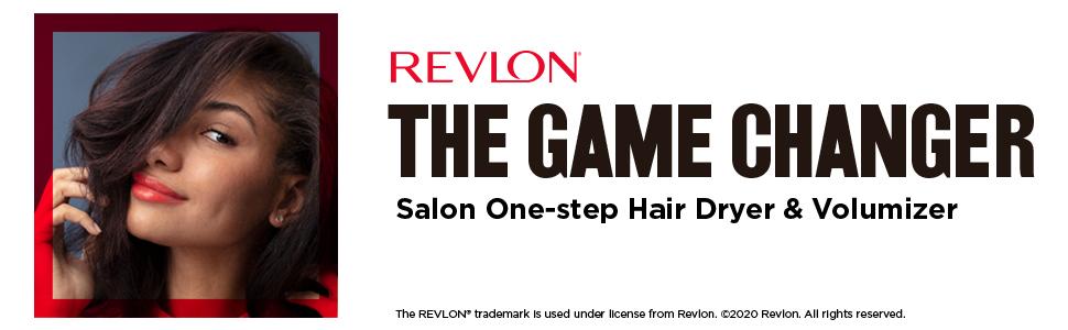 revlon; revlon appliances; one step hair dryer; one step hair dryer & volumizer; rvdr5222