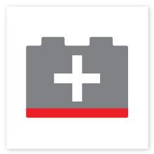 Aplica una carga de pulso de alto voltaje cuando se detecta bajo voltaje, sulfatación o pérdida