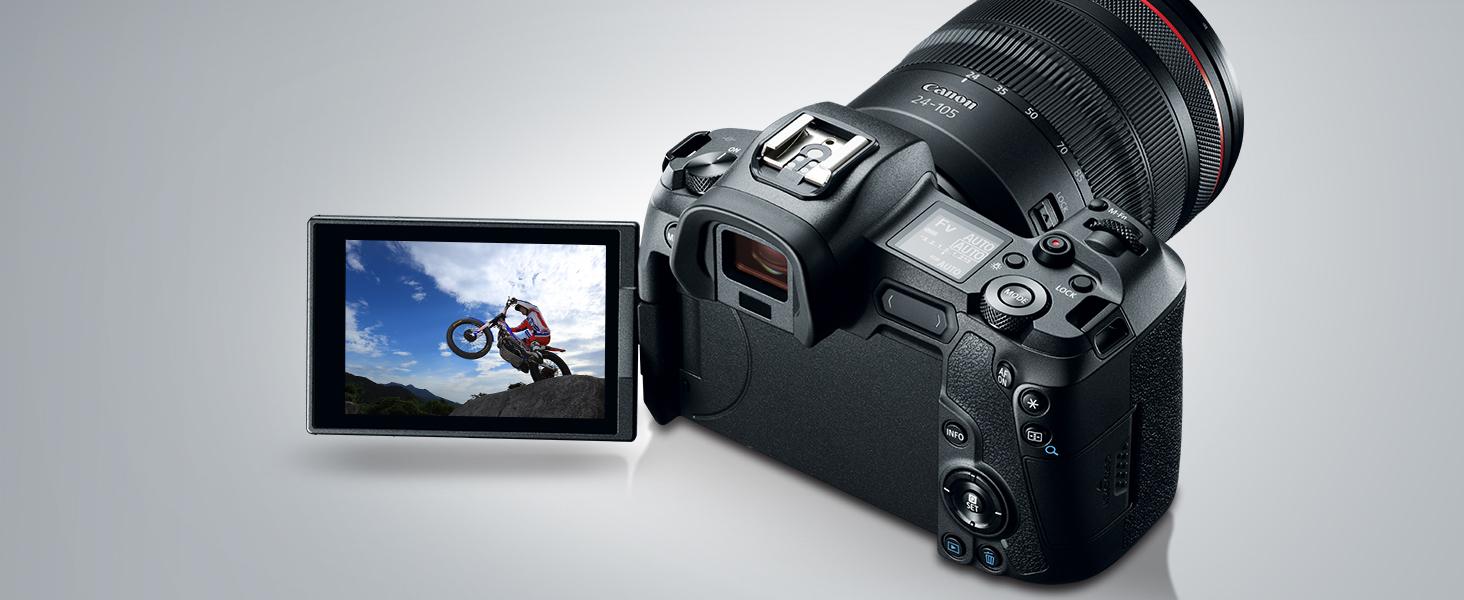 Canon EOS R Mirrorless DSLR Camera System