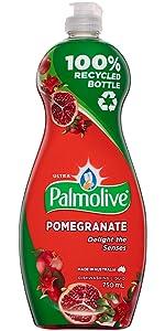 Palmolive Ultra Strength Pomegranate Dishwashing Liquid with Citrus Essential Oils