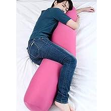 長いロールタイプなので抱き枕に調度いい