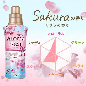 Sakura サクラの香り