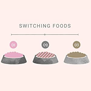 switching food