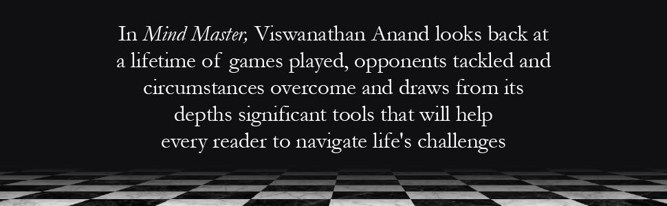 Mind Master, Games, Chess, Books, Books to Read, Vishy