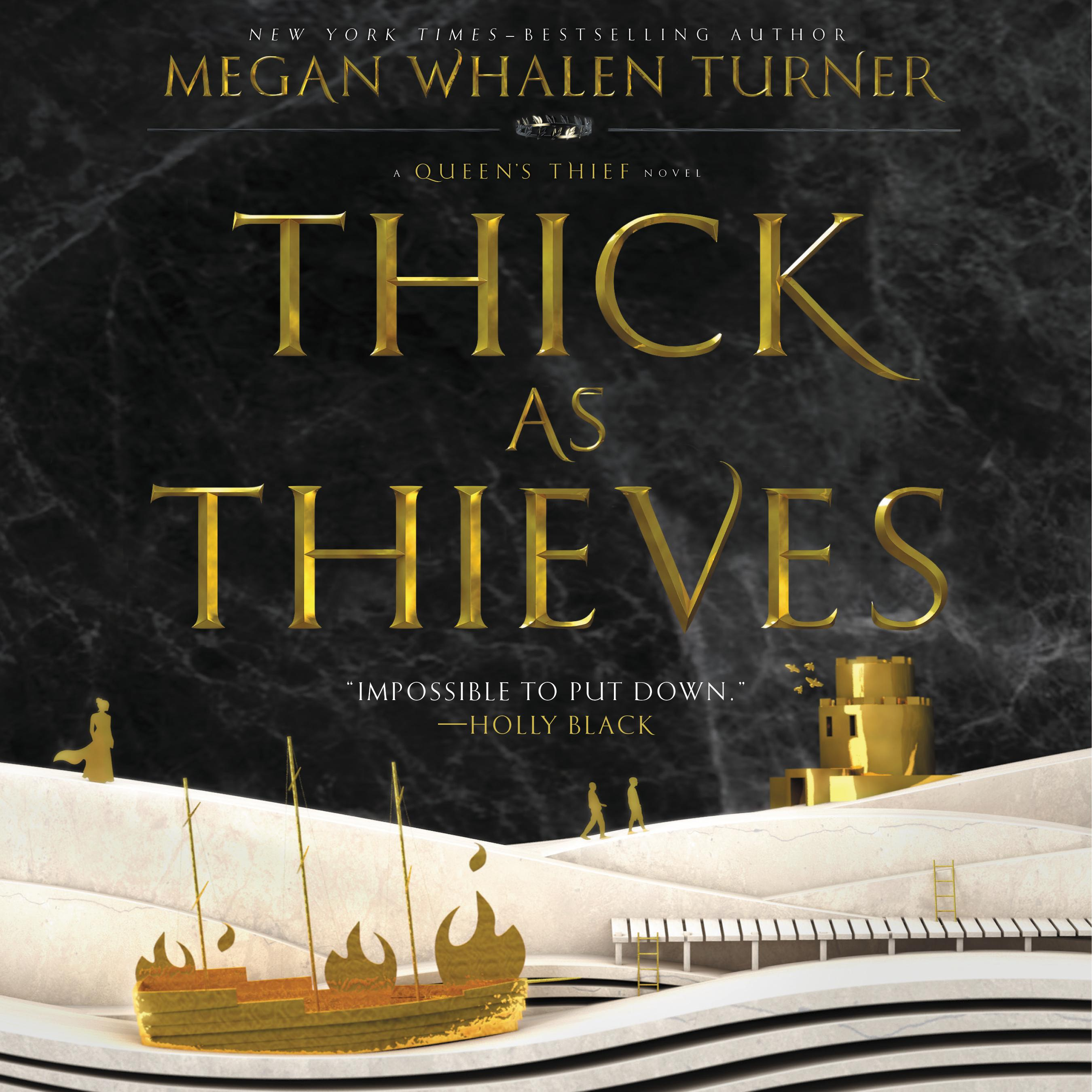 Image result for thick as thieves book