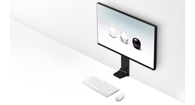 3-sided Bezel-less Screen Design