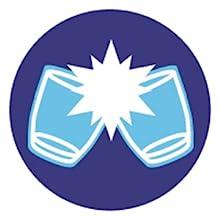 Duralex chip resistant logo