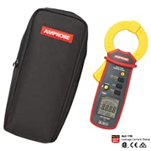 amprobe, fluke, clamp meter, current clamp, leakage clamp