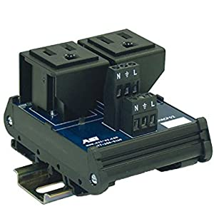 Asi Imacp02 Duplex Three Prong Modular Outlet Ac