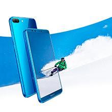 Móvil libre Honor 9 Lite Smartphone (14,35 cm (5,65 pulgadas) pantalla FHD +, memoria interna de 32