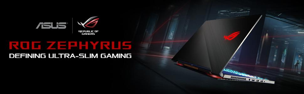 Asus Rog Zephyrus Gx501 15 6 Full Hd 120hz Ultra Portable