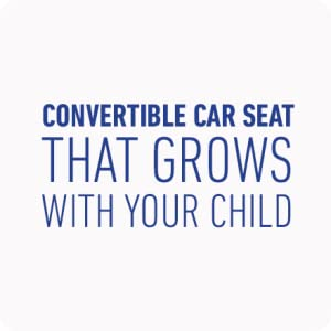 convertible car seat that grows with your child