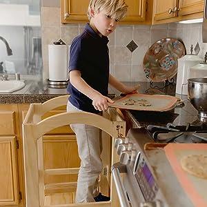 kitchen stool, learning stool,