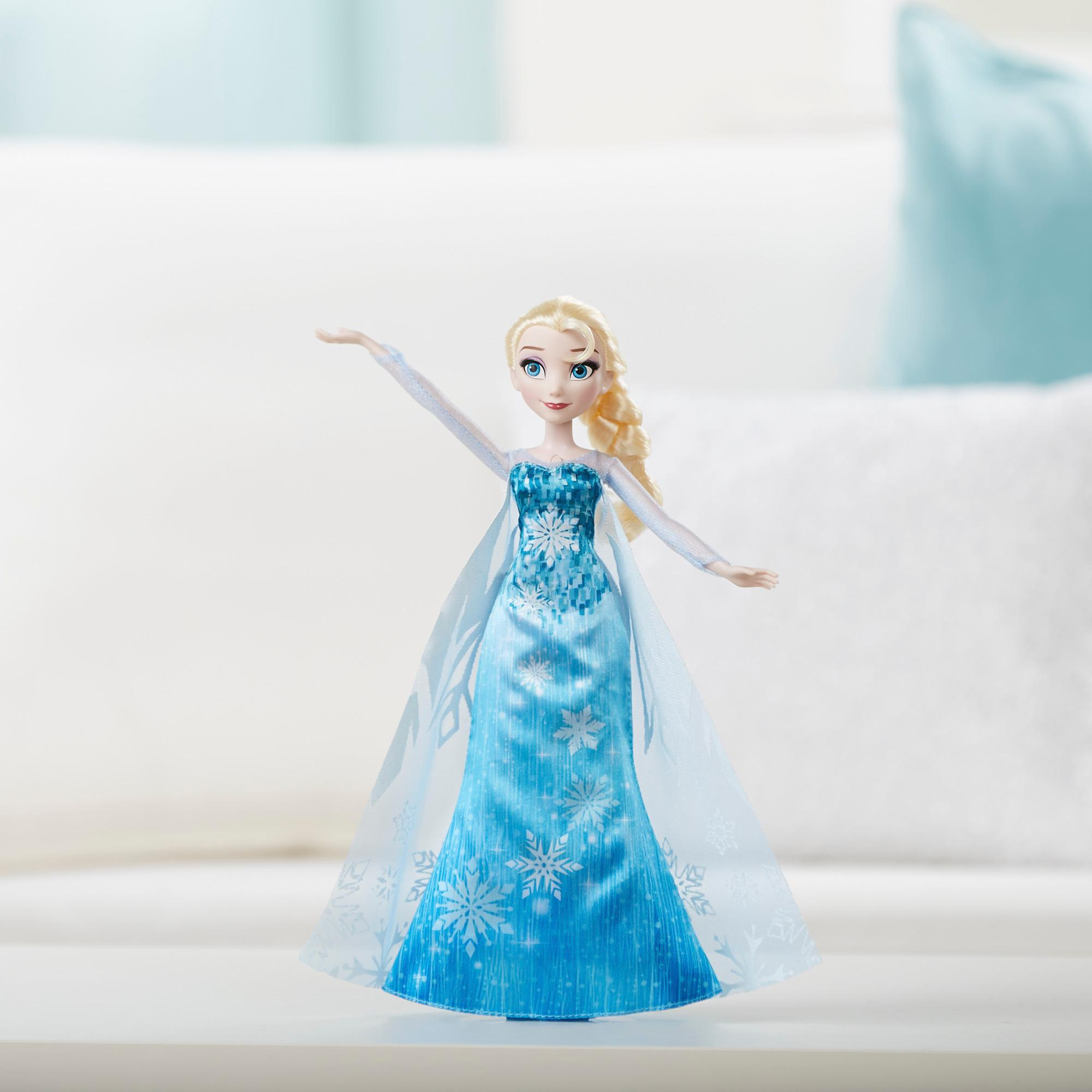 amazoncom disney frozen playamelody gown toys amp games