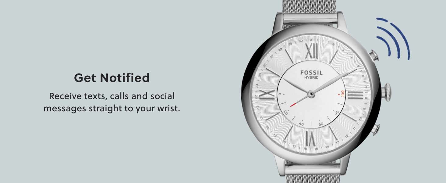Fossil Hybrid Smart watch