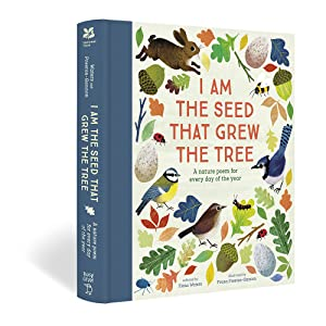 anthology, poetry book, children's collection, nature poetry, gift book, poems, National Trust