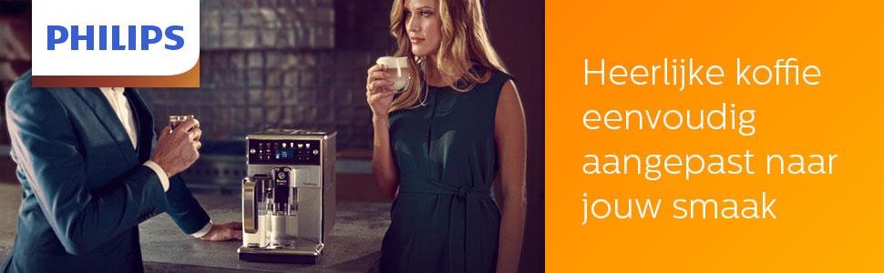 Philips Volautomatische espressomachines Saeco PicoBaristo SM5473/10