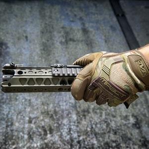 Mechanix Tactical M-Pact Militare dell/'Esercito Airsoft MPACT Guanti Multicam MTP Mimetico UK