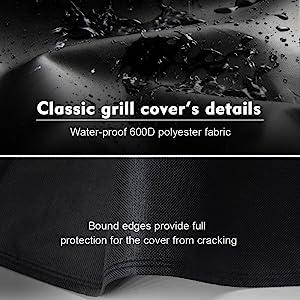 kingkong 7107 grill cover