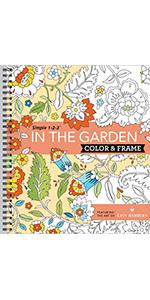 adult coloring book teen grown up seniors activity book