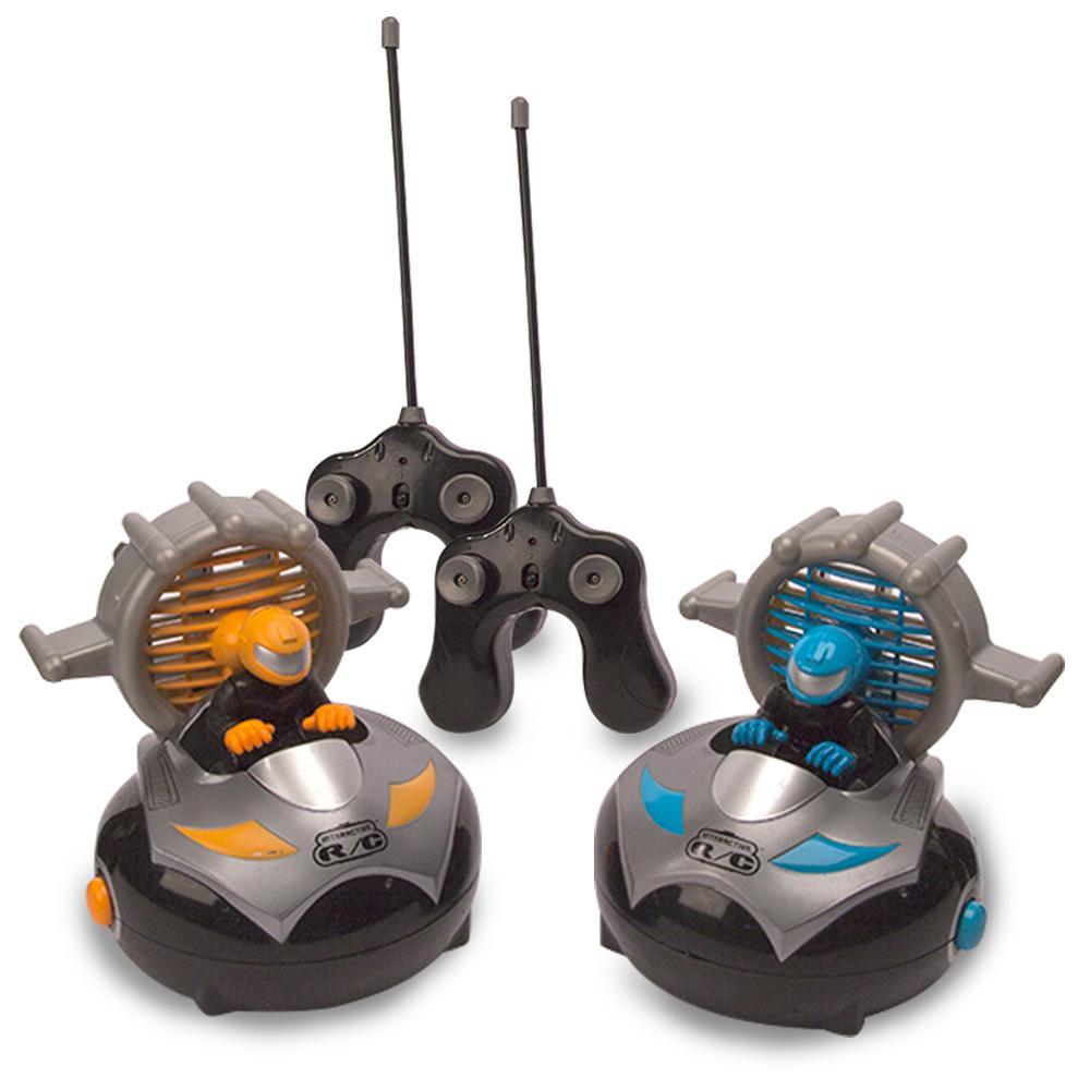 Amazon.com: Kid Galaxy Remote Control Bump 'n Chuck Bumper