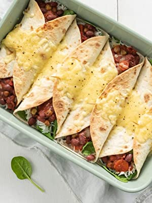 Burrito oven