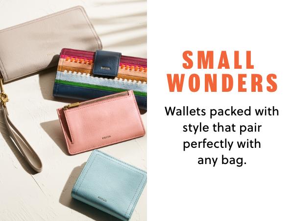 Fossil Women's wallets
