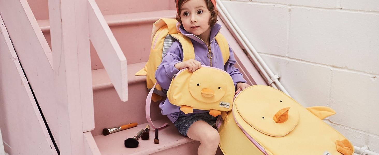 samsonite kids; happy sammies eco; kids luggage; kids samsonite; trolley; bags; schoolbag kid;: kids