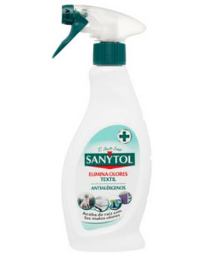 elimina olores; olores en ropa; malos olores; sanytol; sanitol;
