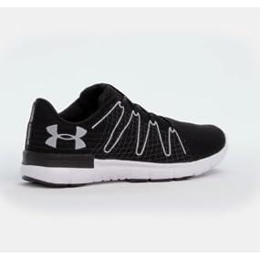 UA Remix, Chaussures de Running Compétition Homme, Noir (Black), 40 EUUnder Armour