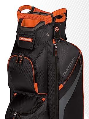 Amazon.com: Datrek, bolsa para palos de Golf 2017 Lite II DG ...