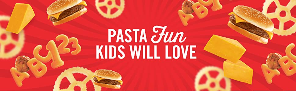 Pasta fun kids will love – Chef Boyardee