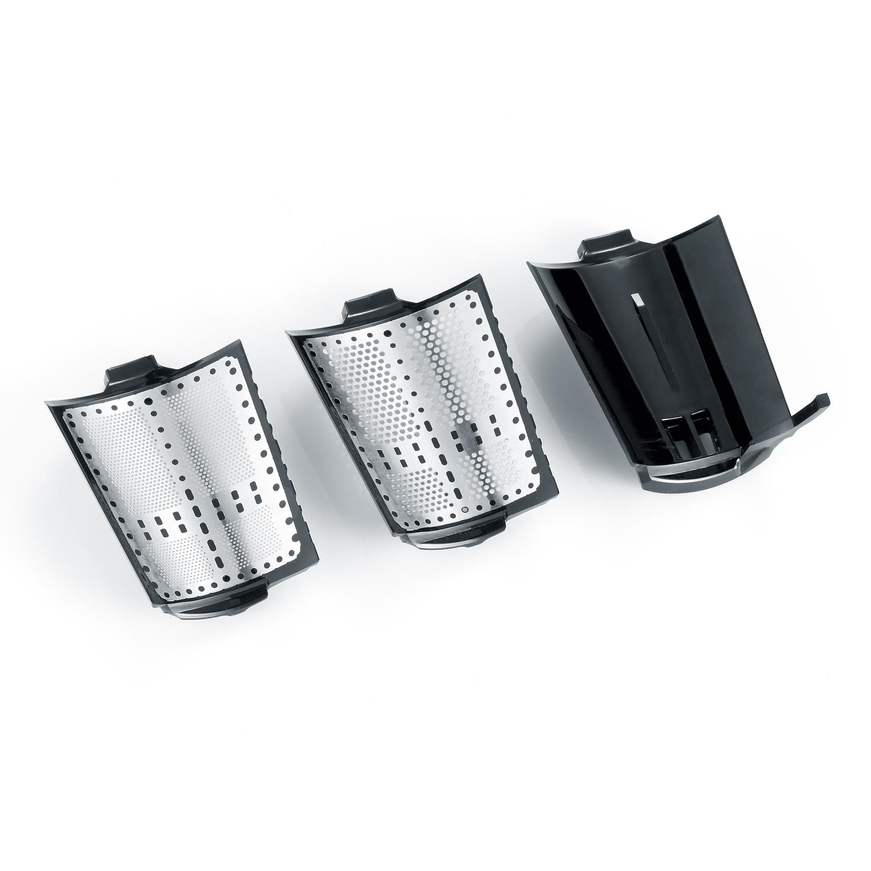 Severin ES 3571 Slow Juicer Estrattore di Succo senza Lame con Contenitori del Succo BPA Free ...