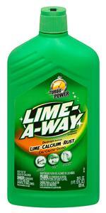 Lime A Way Liquid Toilet Bowl Cleaner 24 Fl Oz Bottle