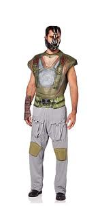 Men's Bane Villian Costume
