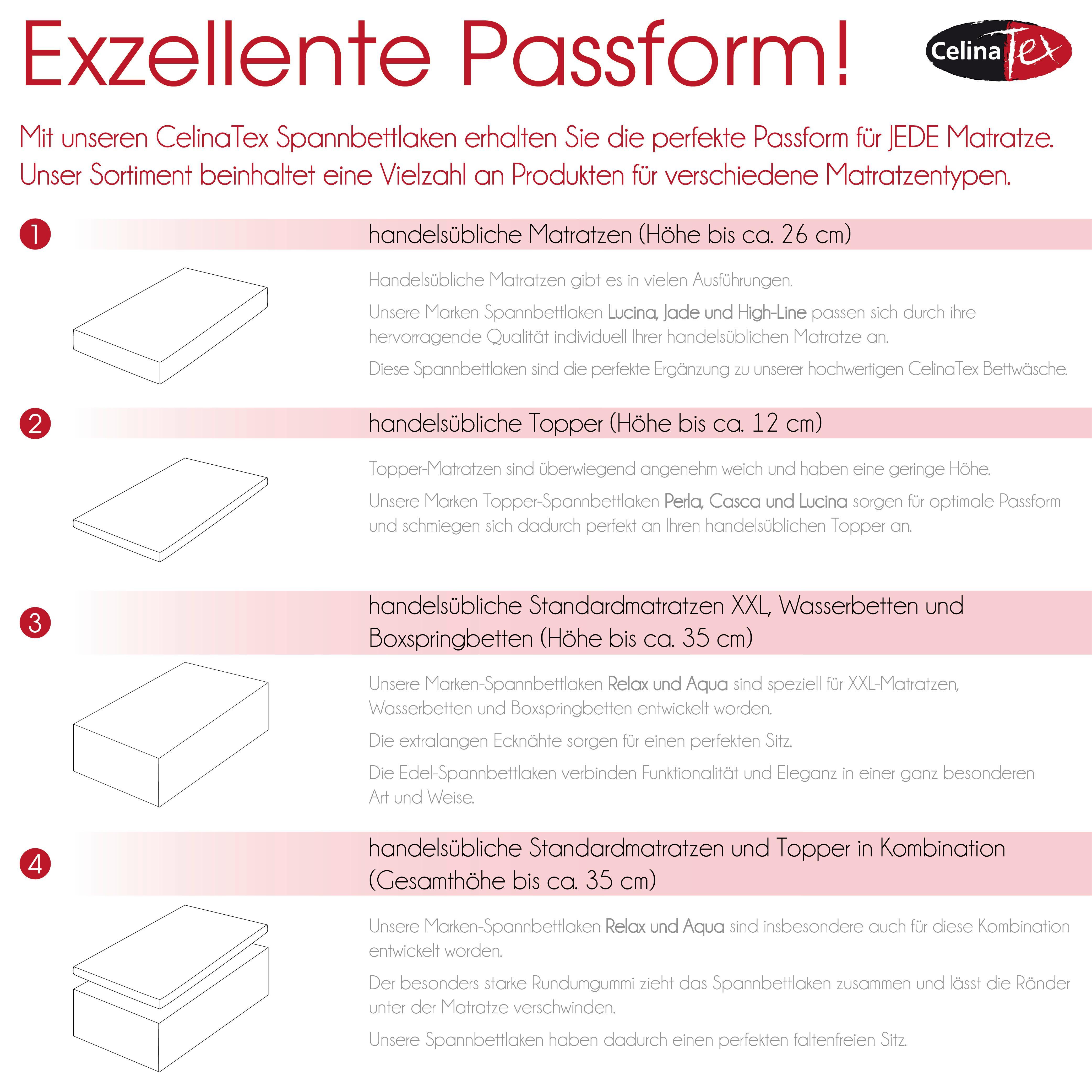 topper spannbettlaken f r boxspringbett auflagen 180x200 bis 200x220 jersey stretch. Black Bedroom Furniture Sets. Home Design Ideas