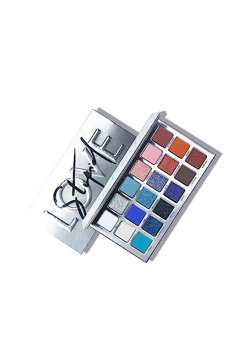 haus labs, lady gaga, stupid love, stupid love palette, blue eyeshadow, makeup palettes
