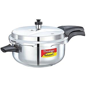 Prestige Deluxe Stainless Steel Senior Pressure Pan