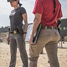 5.11 tactical gear on the job